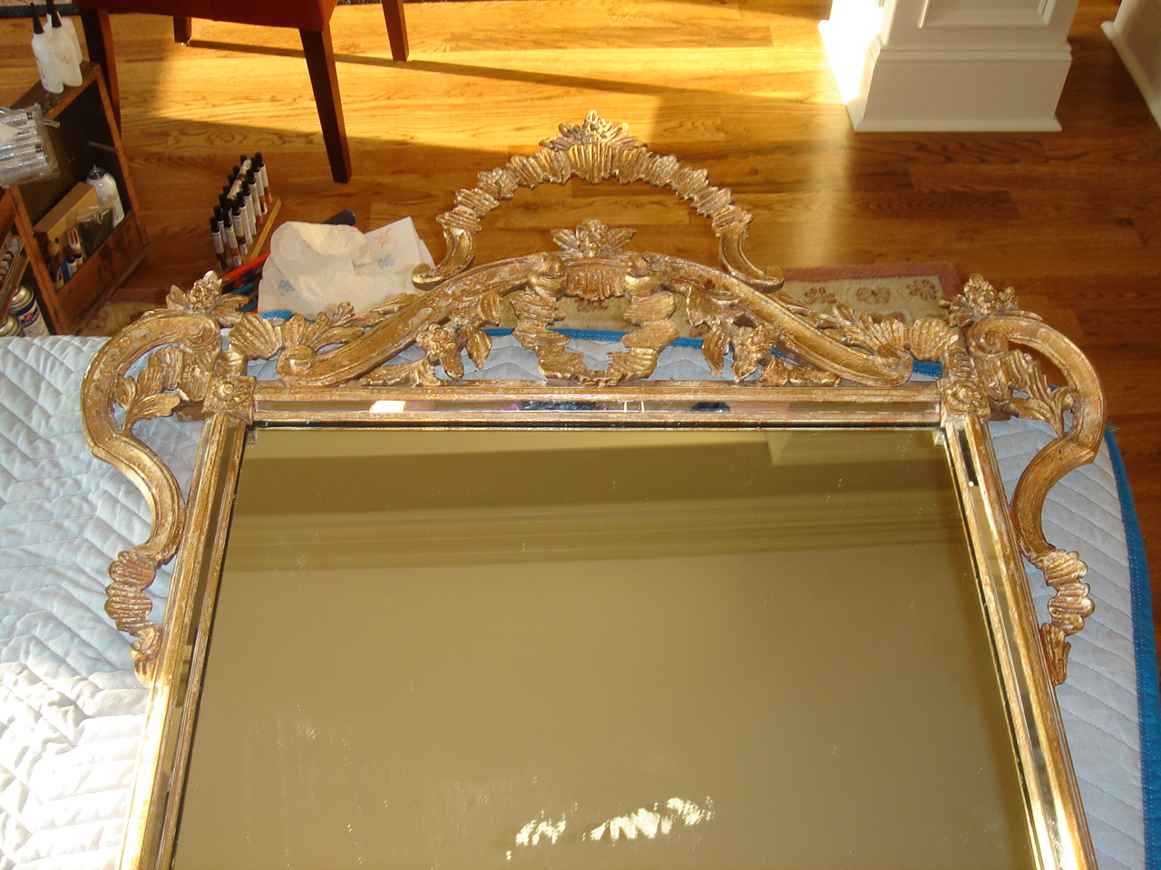Antique Mirror 7